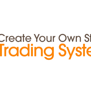 Create Your Own Stock Trading System Course Logo
