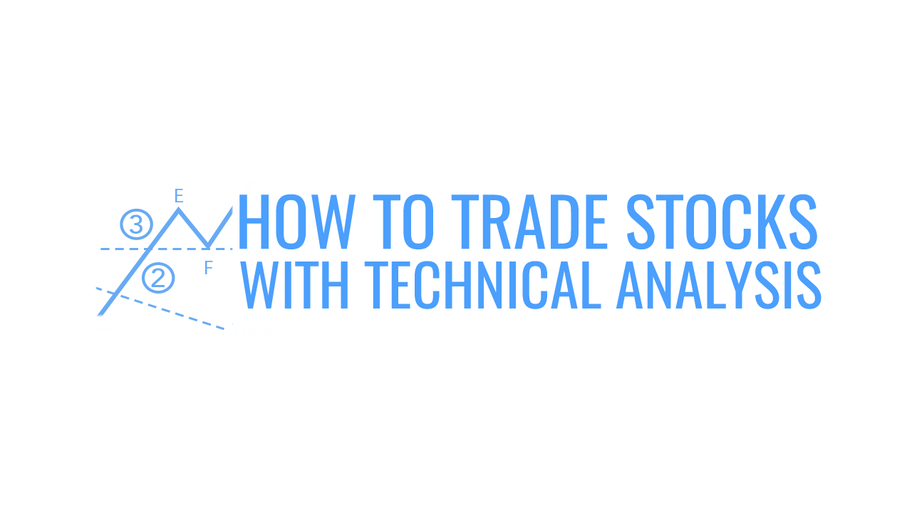 How to Trade Stocks with Technical Analysis Course Logo