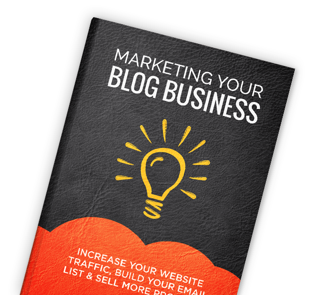 Book by Sasha Evdakov: Blog Business Marketing Layflat Thumbnail