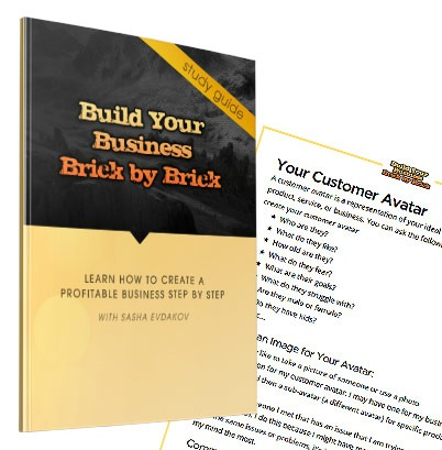 Build Your Business Brick by Brick Course Thumbnail for Study Guide