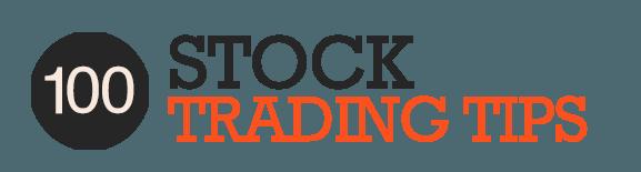 100 Stock Trading Tips Course Logo