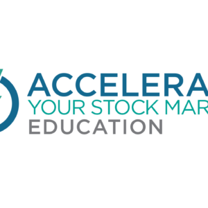Logo for Accelerate Your Stock Market Education Course