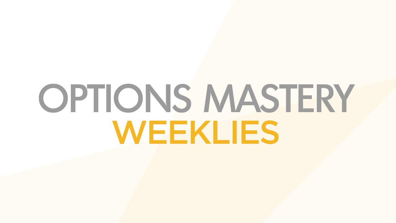 Options Mastery: Weeklies