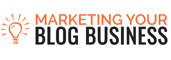 Marketing Your Blog Business Course Logo