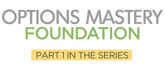 Foundation Options Mastery Course Logo