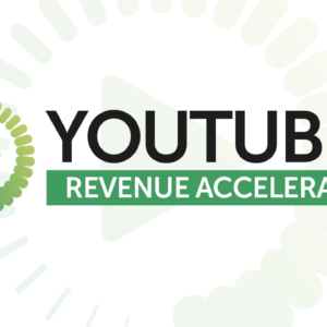 Logo for the Course YouTube Revenue Accelerator