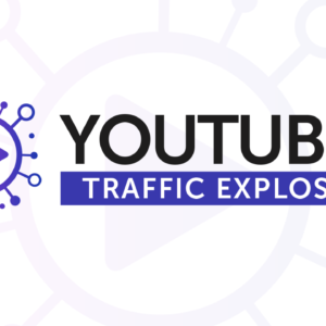 Logo for the Course YouTube Traffic Explosion