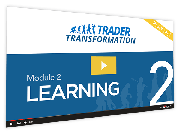 Trader Transformation Course Thumbnail for Module 2 Learning