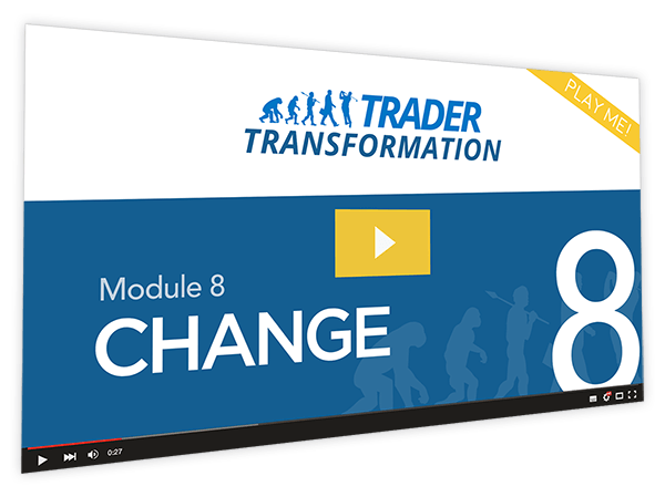 Trader Transformation Course Thumbnail for Module 8 Change