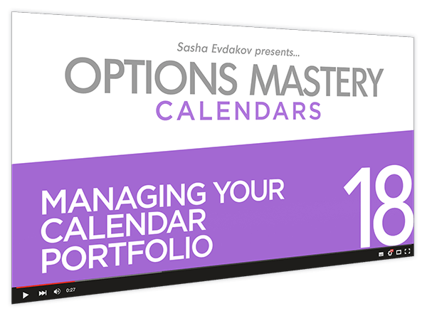 Calendars Options Mastery Course Thumbnail for Module 18 Managing Your Calendar Portfolio