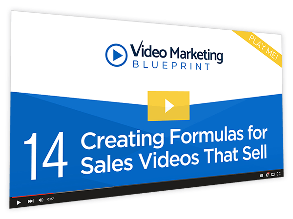 Video Marketing Blueprint Course Thumbnail for Module 14 - Creating Formulas for Sales Videos That Sell
