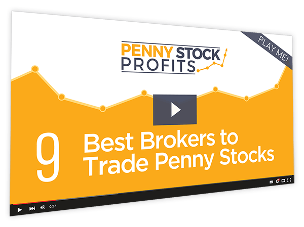 Penny Stock Profits Course Thumbnail for Module 9 - Best Brokers to Trade Penny Stocks