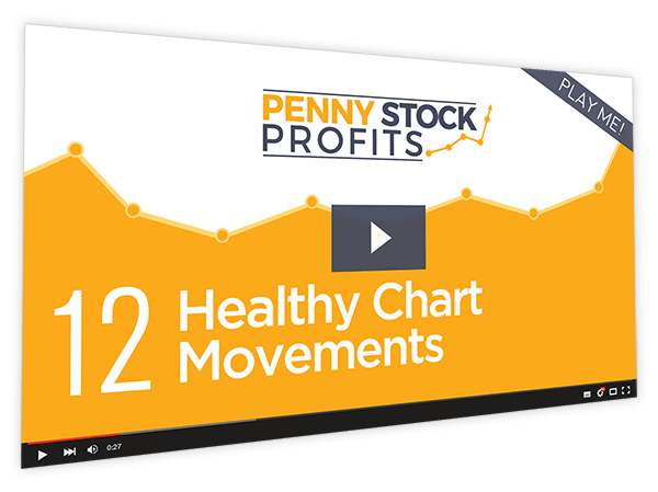 Penny Stock Profits Course Thumbnail for Module 12 - Healthy Chart Movements