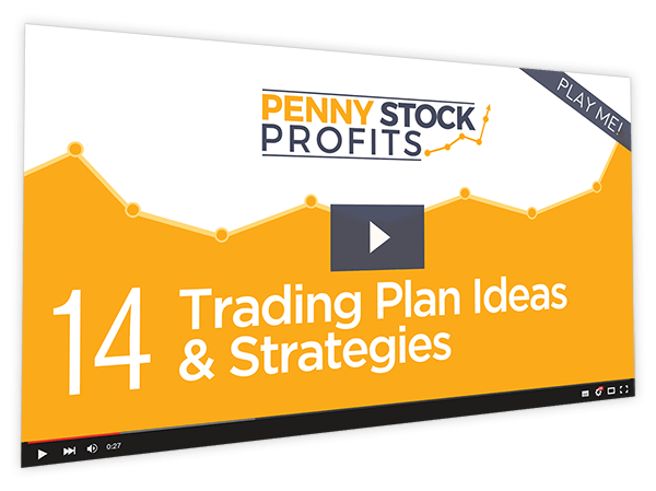 Penny Stock Profits Course Thumbnail for Module 14 - Trading Plan Ideas & Strategies
