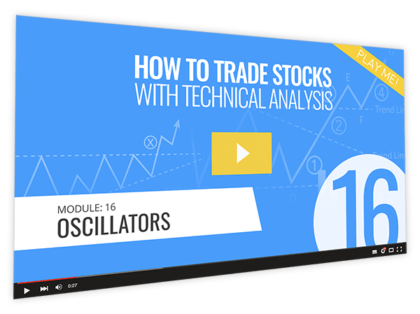 How to Trade Stocks with Technical Analysis Course Thumbnail for Module 16 Oscillators