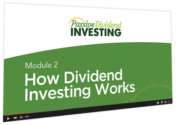 Passive Dividend Investing Course Thumbnail for Module 2 How Dividend Investing Works