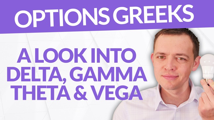 Options Greeks: A Look Into Delta, Gamma, Theta, & Vega & How to Use Them for Your Positions​