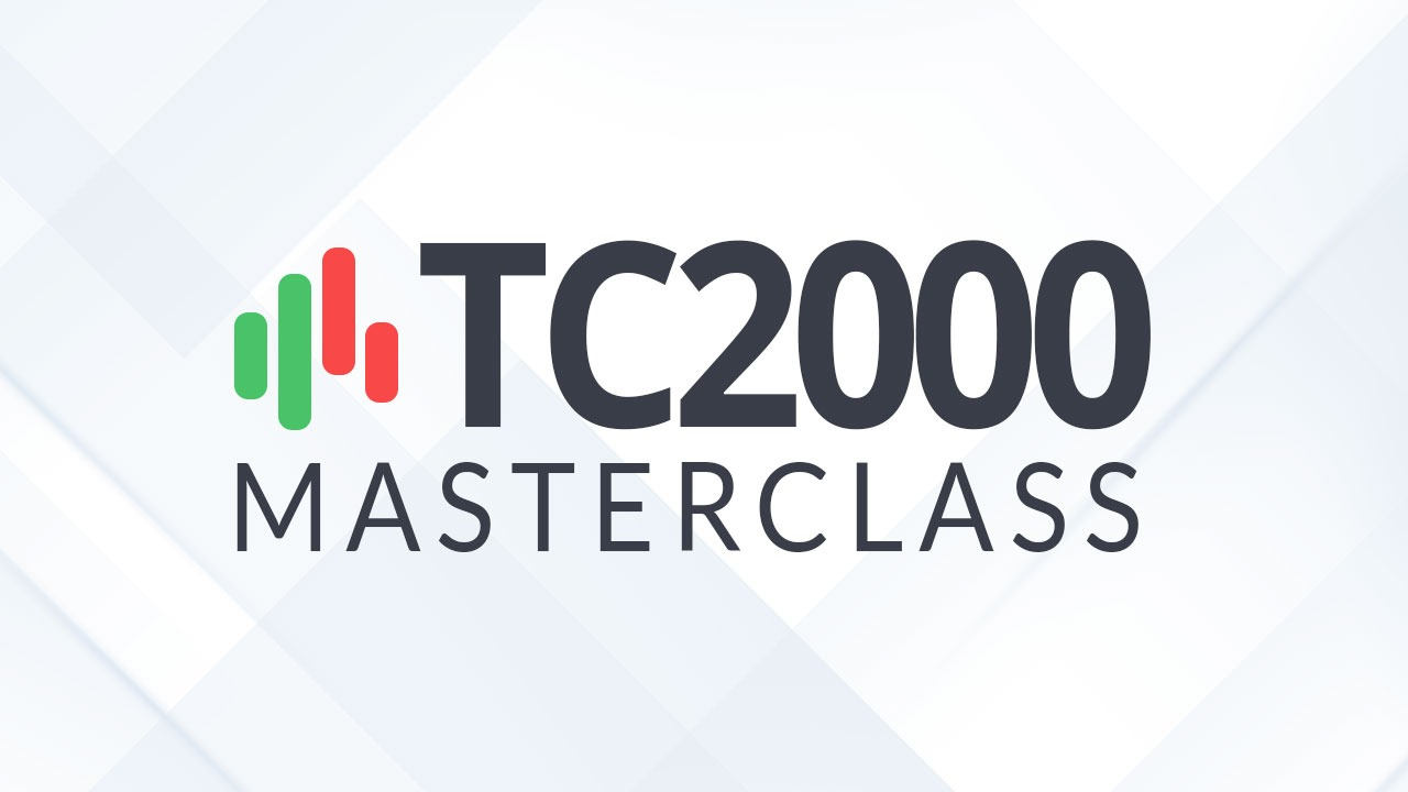TC2000 Masterclass & How I Use it to Scan for Stocks